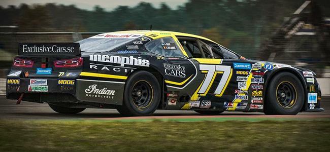 Alexander Graff V8 Thundercars