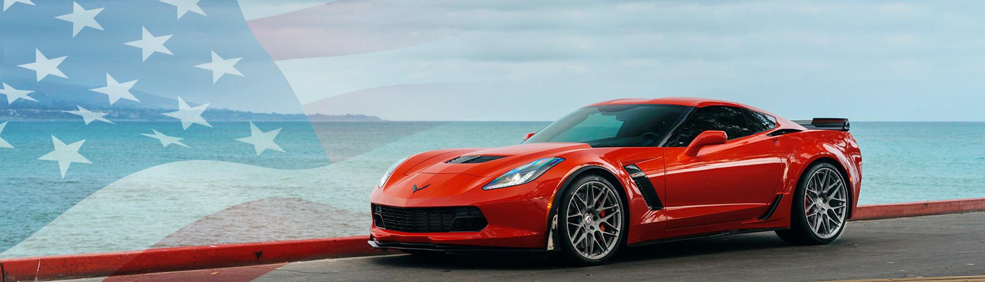 Importera bil från USA
