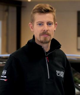 Mats Bergin
