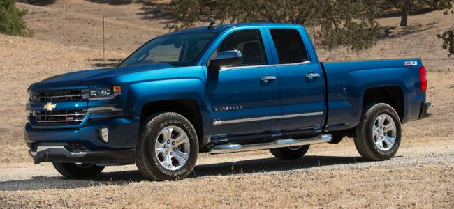 Chevrolet Silverado 5.3L