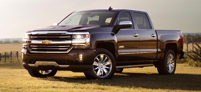 Chevrolet Silverado 6.2L