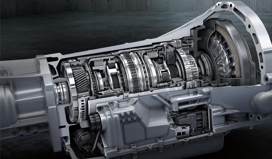 Ford 10-växlad automatlåda