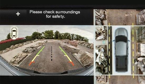 Ford 360-graders kamera