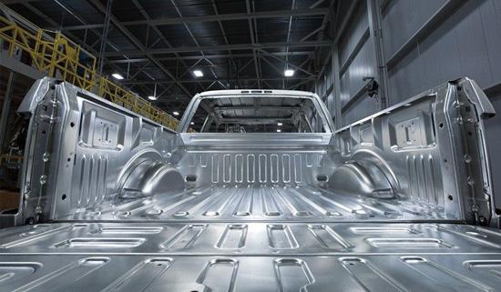 Aluminumkaross