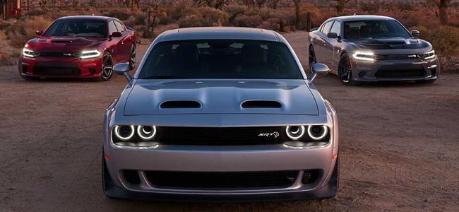 Dodge Challenger Charger SRT Hellcat