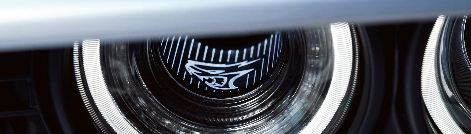 Dodge Challenger SRT Hellcat verkstad