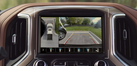 Chevrolet HD surround vision