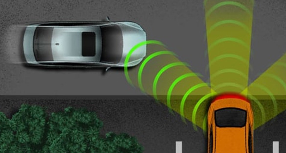 Silverado rear cross traffic alert