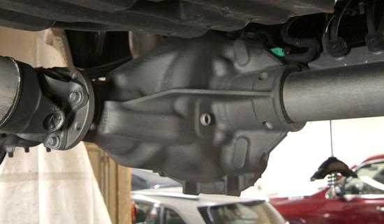 Ford F-150 Rostskyddsbehandling