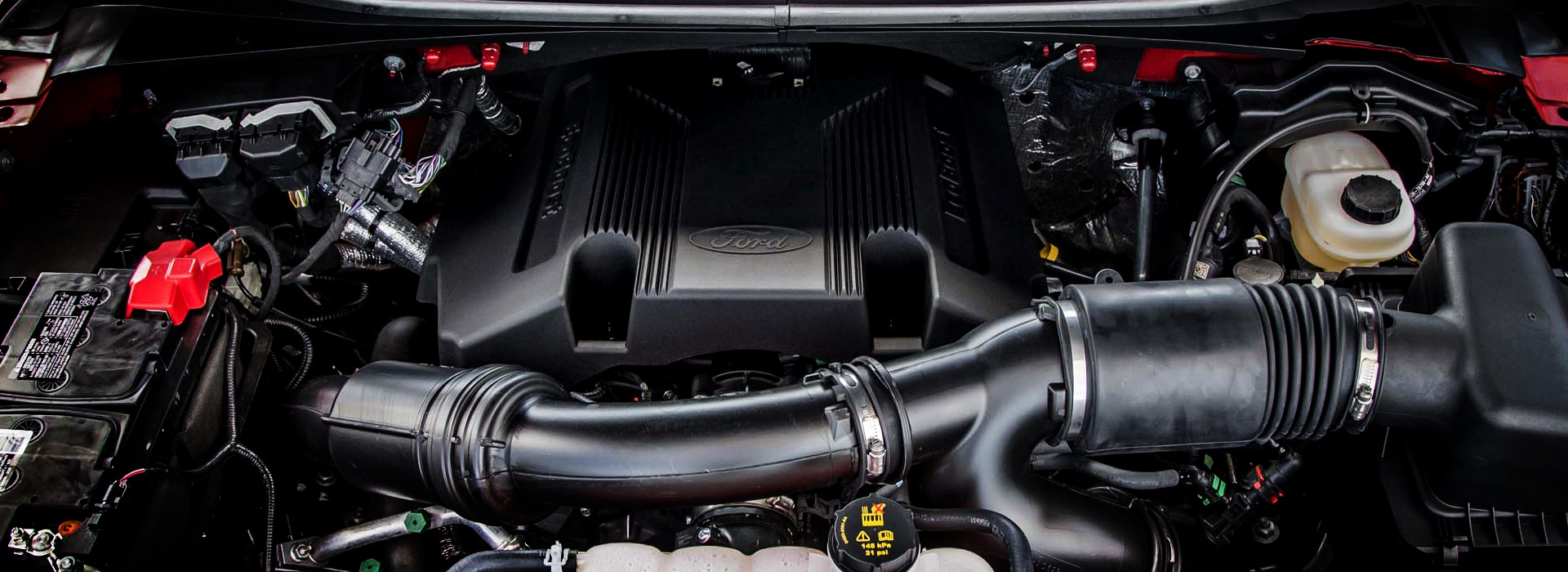 Ford F-150 verkstad motor ecoboost