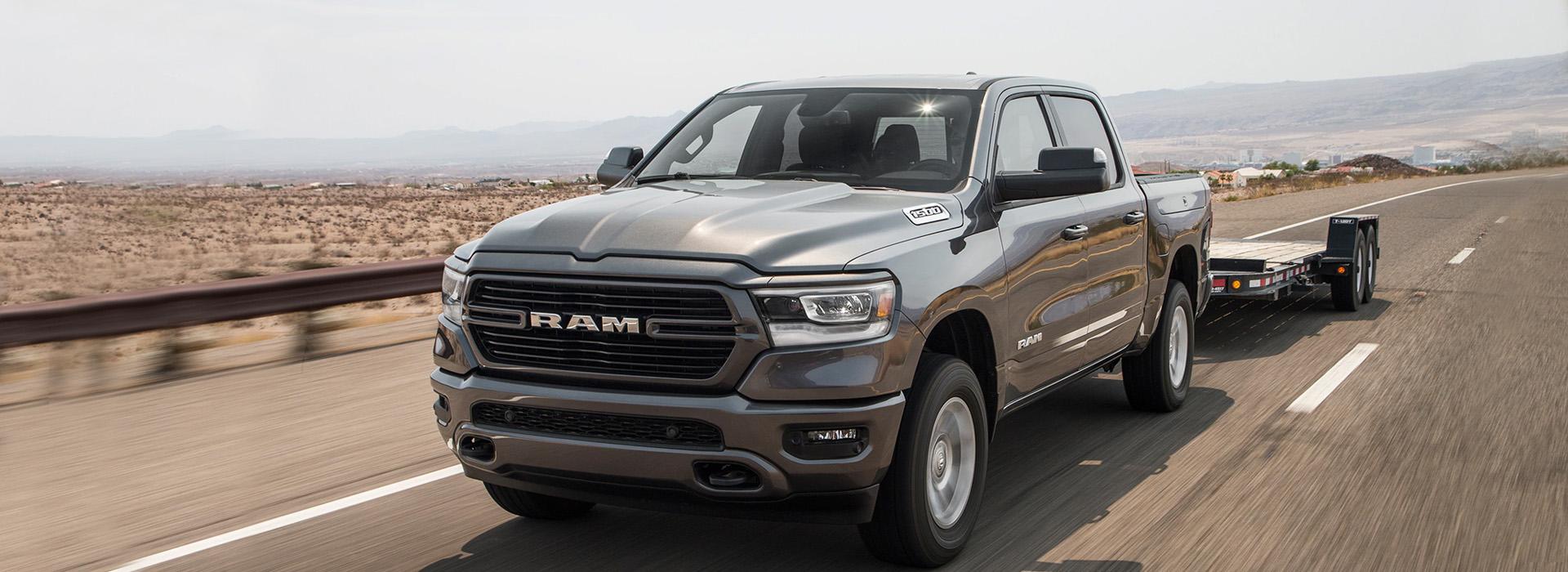 Ram 1500 2019 vägskatt