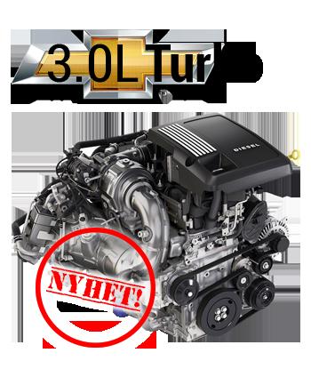 3.0L Turbo Diesel
