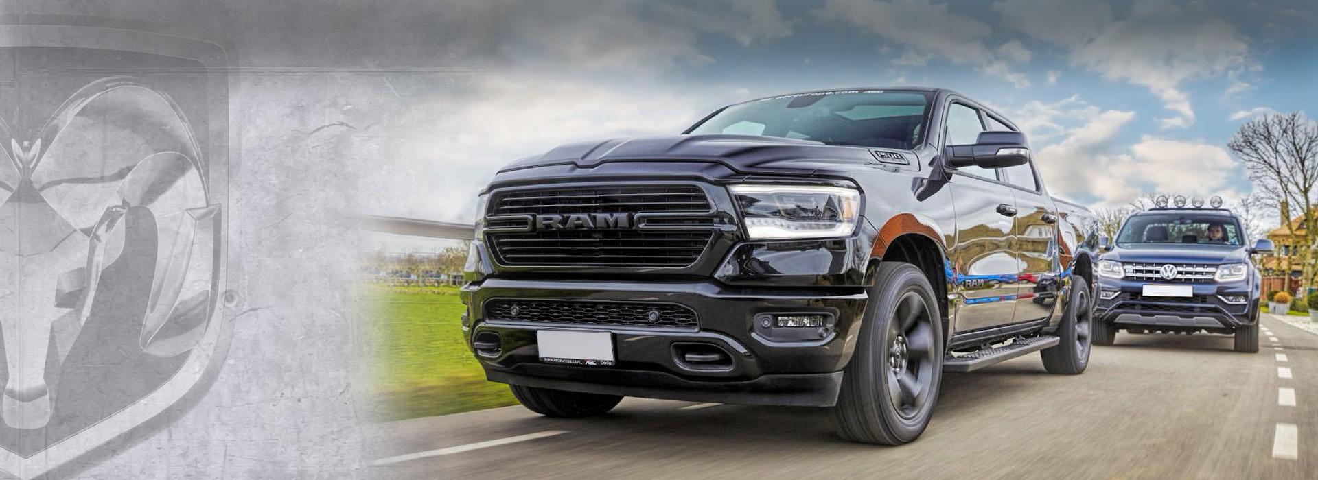 Ram Trucks 1500 testvinnare