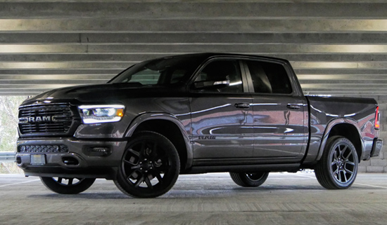 2020 Ram 1500 Night Edition
