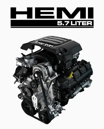 Ram 2019 HEMI V8
