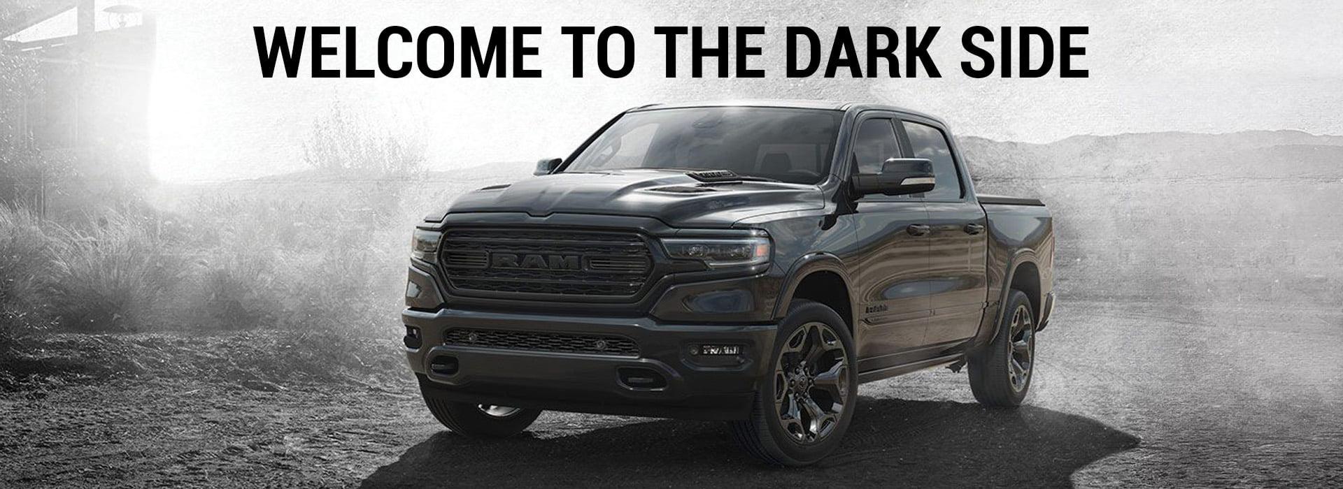 2020 ram black appearance