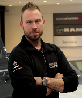 Niklas Hellström