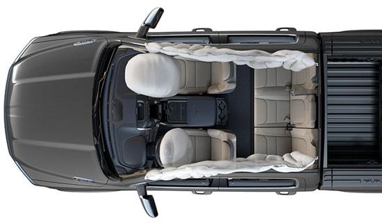 Ram 1500 2020 airbag