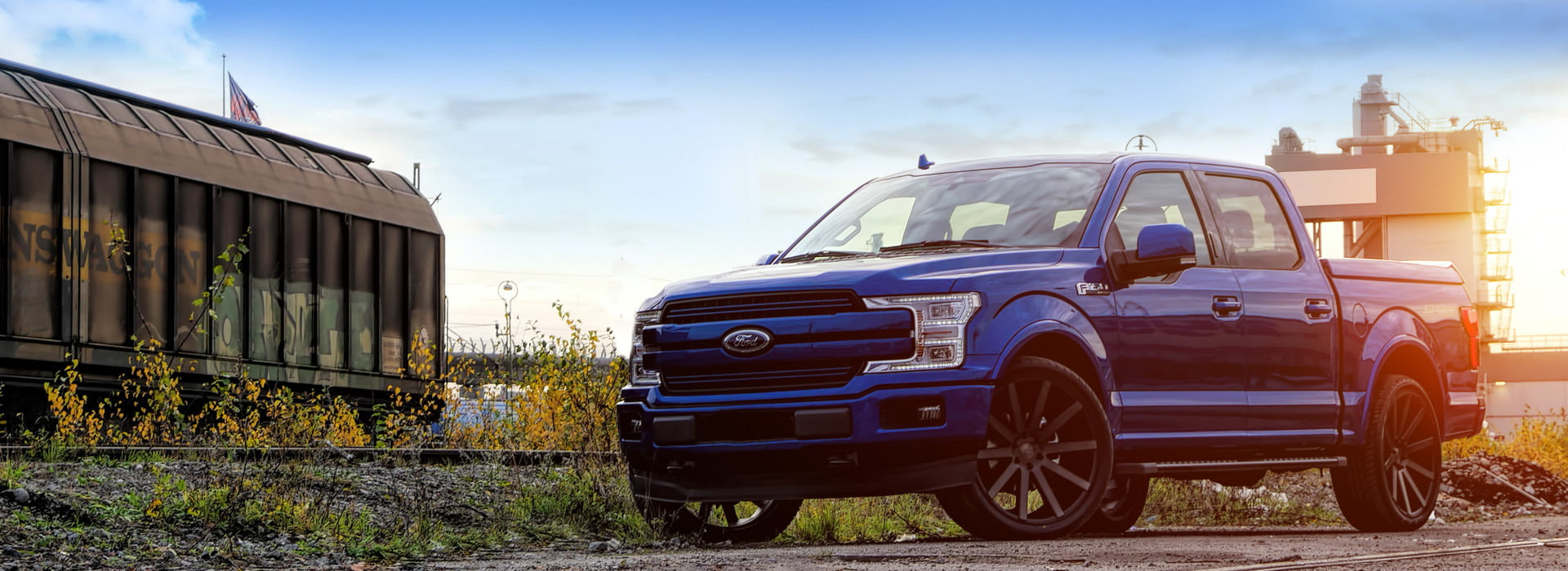 Ford F-150 Street styling