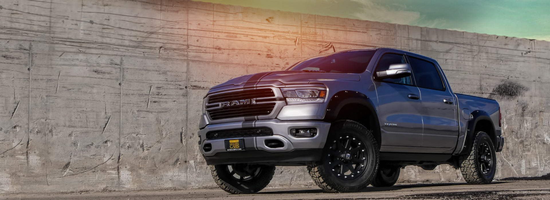 2020 Ram Offroad Edition