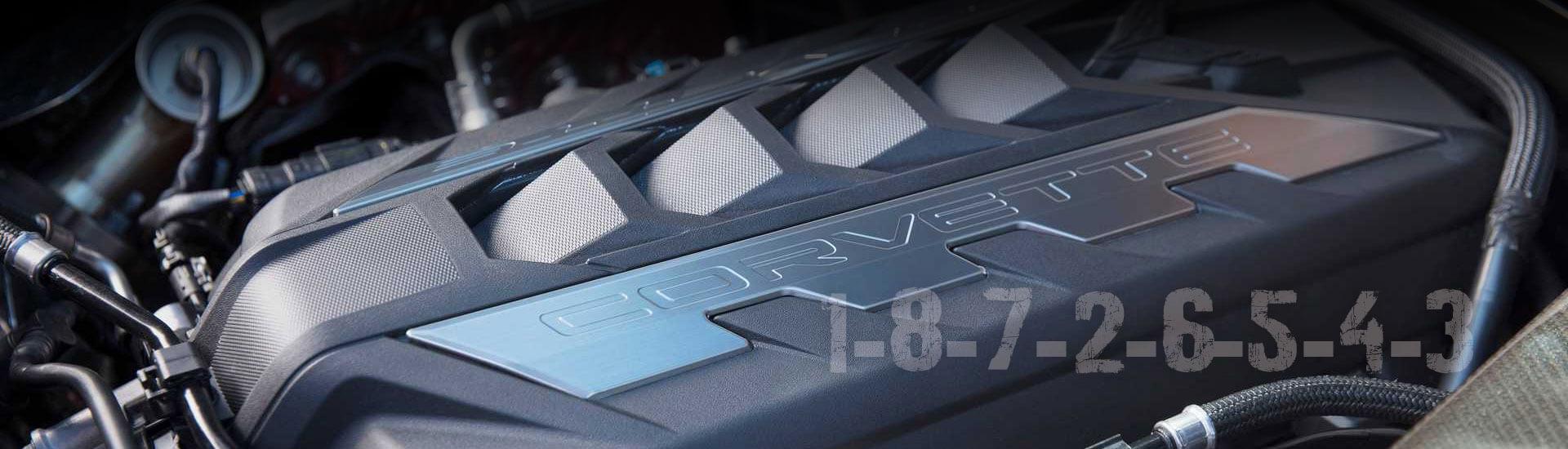 Corvette C8 motor