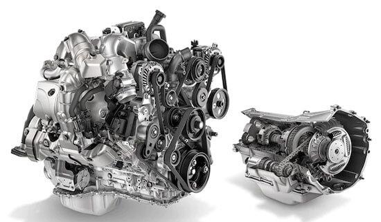 Chevrolet 2500 Duramax diesel