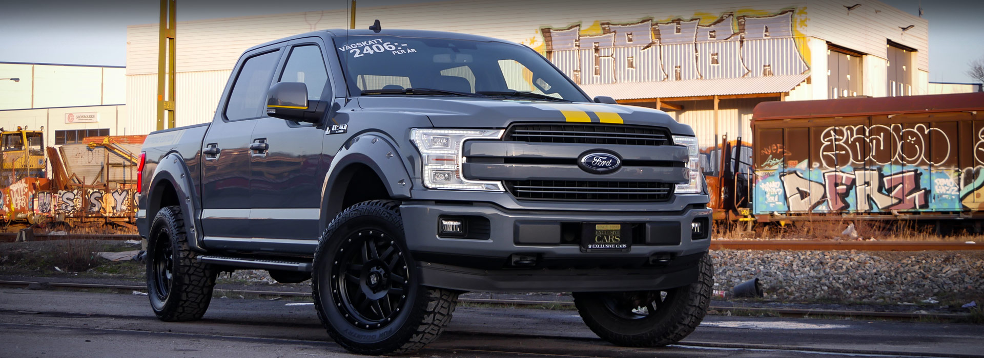 Ford F-150 Offroad Edition