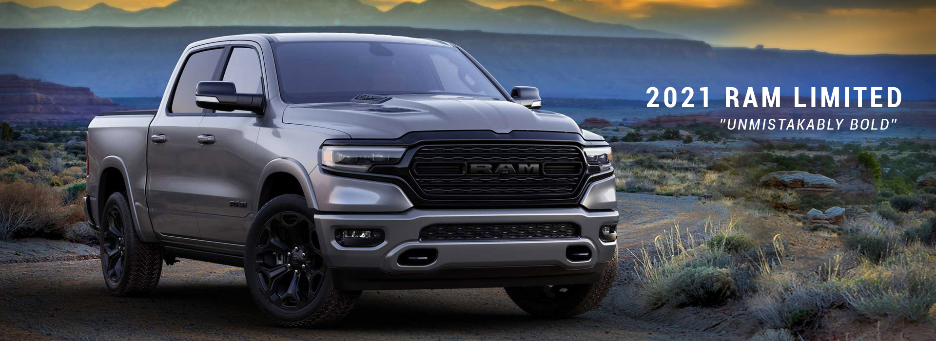 2021 Ram Trucks 1500 Limited Night Edition