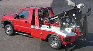 Jerrdan Överås Tow Trucks bärgning