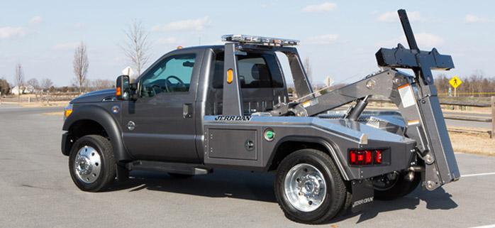 Jerrdan Överås Tow Trucks bärgning MPL