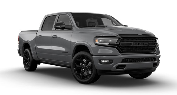 dodge ram 1500 limited night edition 2021