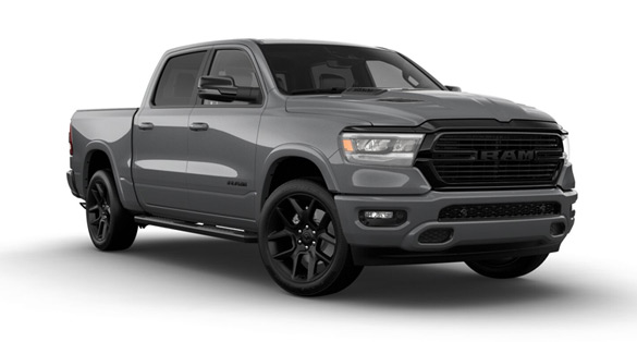 dodge ram 1500 night edition 2021
