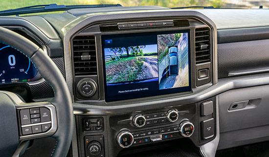 Ford F-150 360 graderskamera