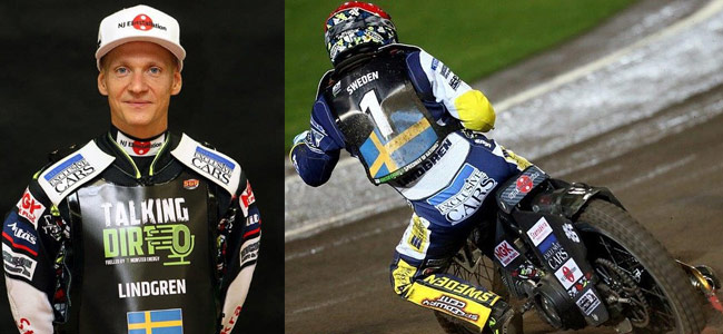 Fredrik Lindgren Speedway