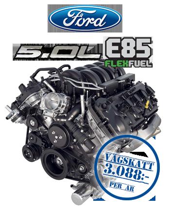 Ford V8 5.0L